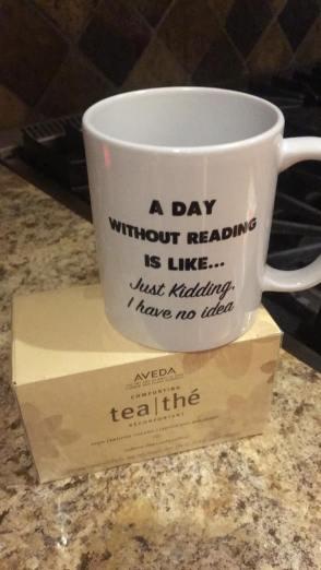 mug and tea